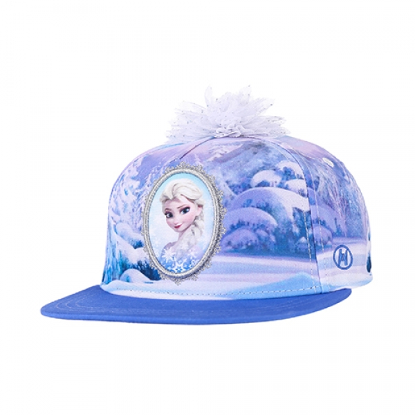 [엘사모자]DISNEY PRINCESS KIDS SNAPBACK 703 (PP) -키즈