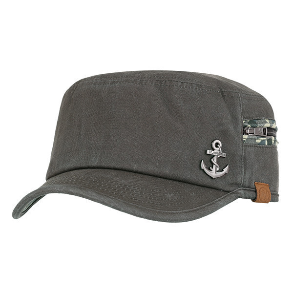 H.coustic MILITARY CAP 307 (GY)