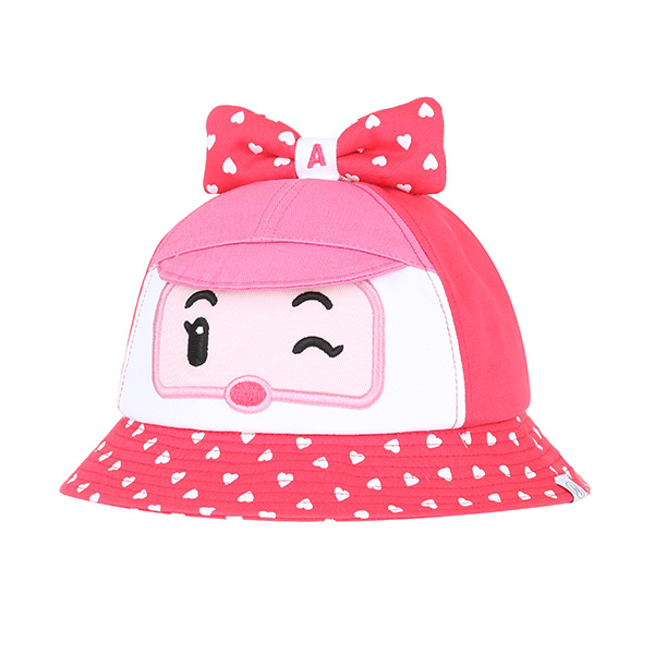 ROBOCAR POLI KIDS FASHION HAT 801 (PK) -키즈