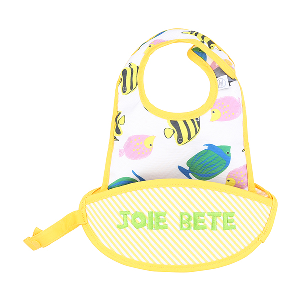 JOIEBETE BABY BIB(턱받이) 803 (WH) -BABY
