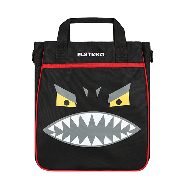 ELSTINKO KIDS SHOULDER BAG 502 (BK) -키즈