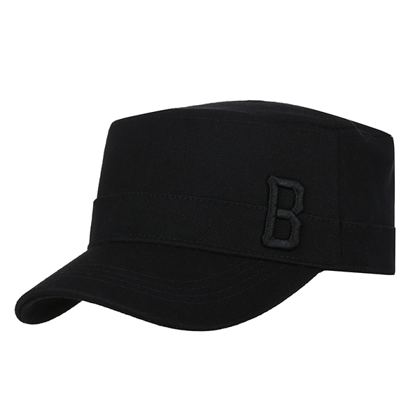 SUPER BOUND MILITARY CAP 005 (BK)