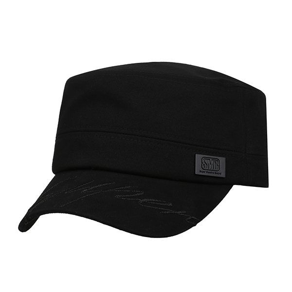 SUPER BOUND MILITARY CAP 025 (BK)