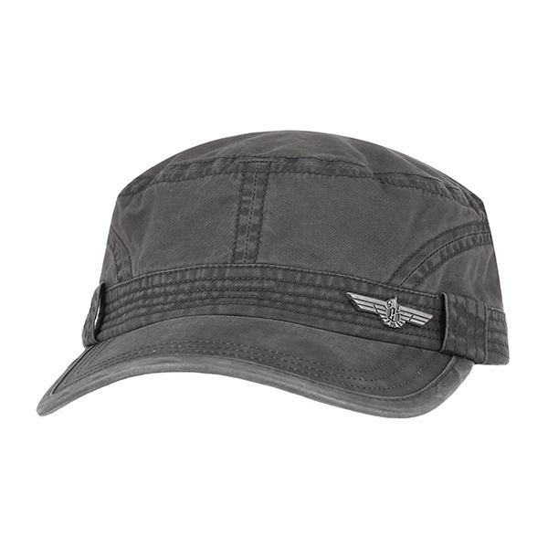 H.coustic MILITARY CAP 111 (GY)