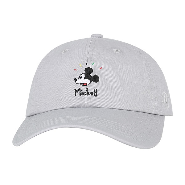MICKEY MOUSE BASIC CAP 321 (GY)