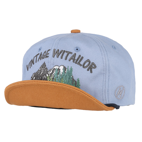 WITAILOR BASIC CAP 301 (BW)