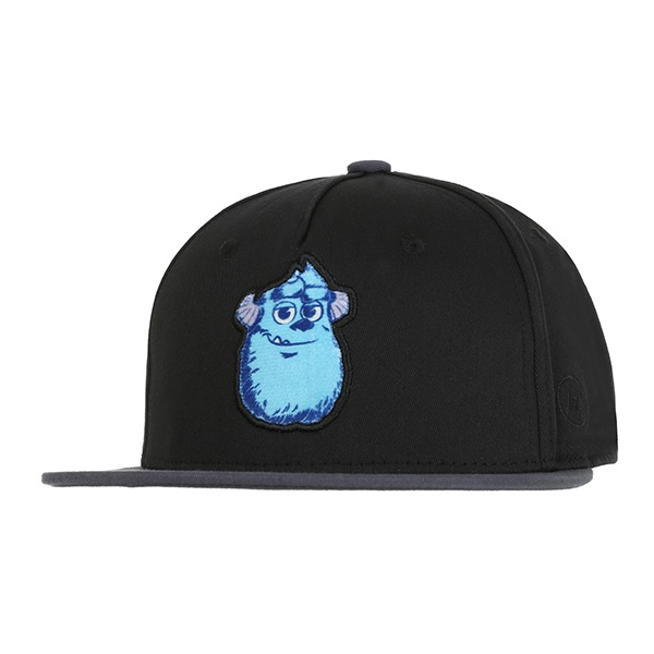 MONSTER SNAPBACK 305 (GY)