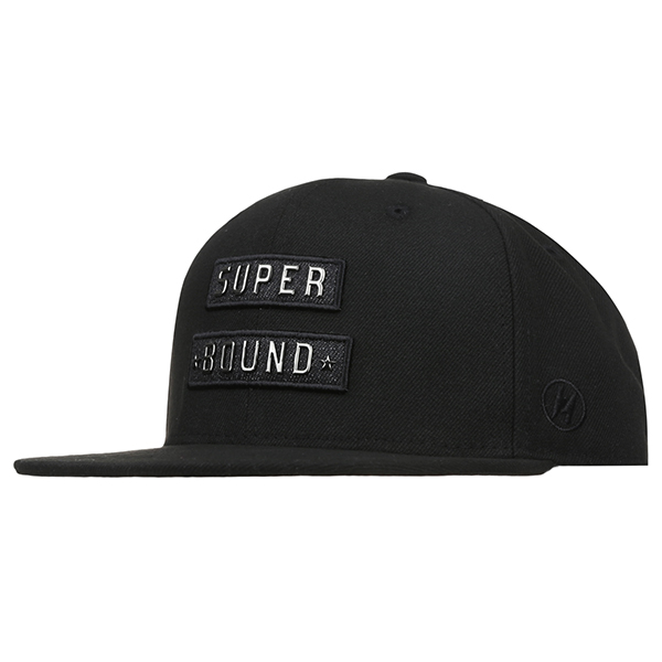 SUPER MASSIVE BOUND SNAPBACK 035 (BK)