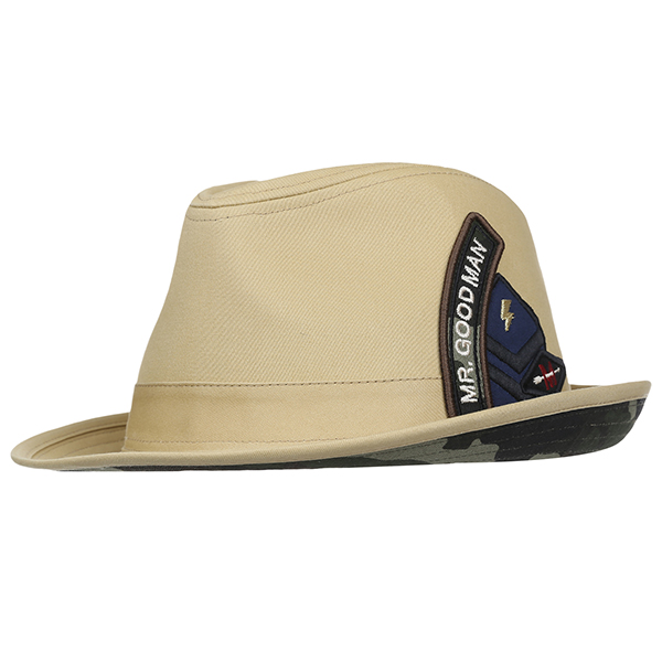 MR.REAL GOODMAN FEDORA 015 (BG)
