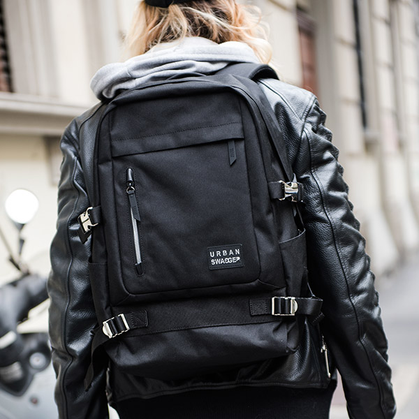 URBAN SWAGGER BACKPACK 003 (BK)