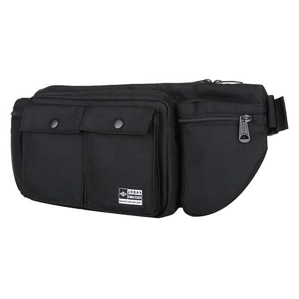 URBAN SWAGGER SHOULDER BAG 015 (BK)