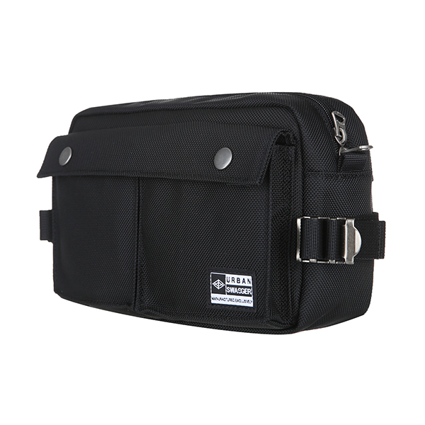URBAN SWAGGER SHOULDER BAG 014 (BK)