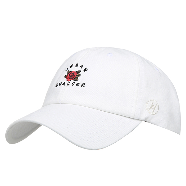 URBAN SWAGGER BASIC CAP 059 (WH)