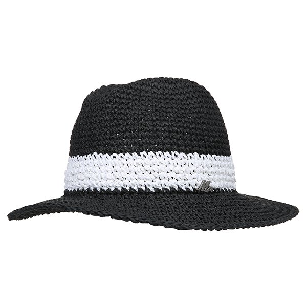 MR.REAL GOODMAN FEDORA 011 (BK)