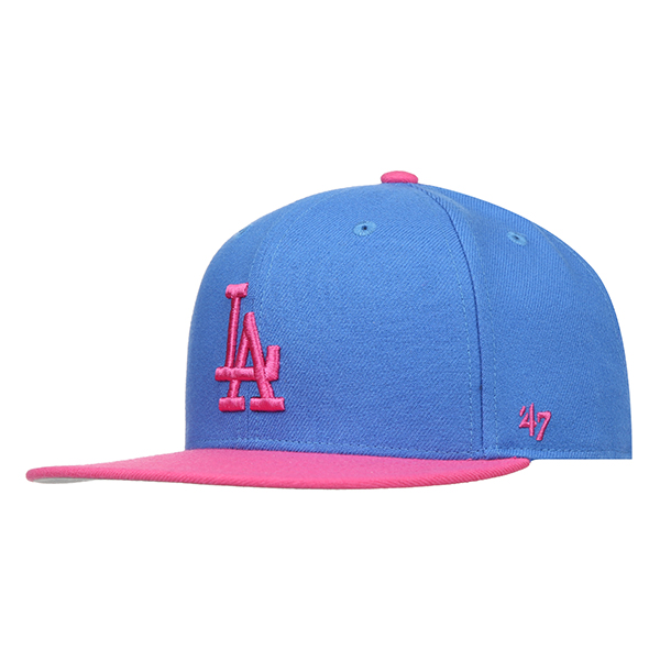 47 [LOS ANGELES DODGERS] SNAPBACK 613 (BL) -키즈