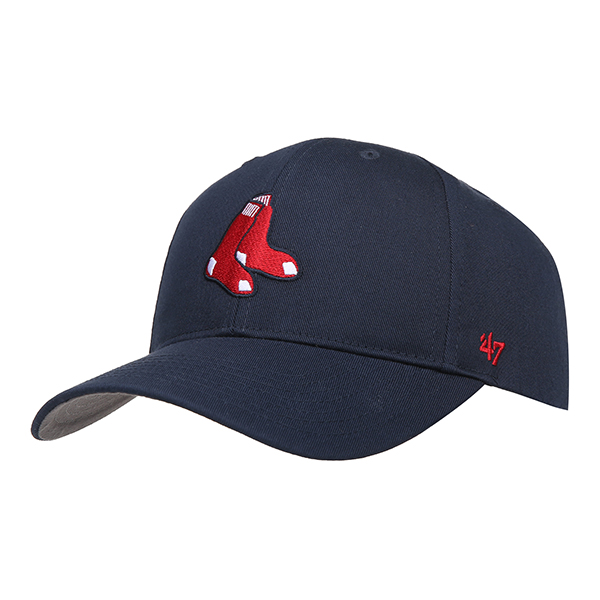 47 [BOSTON RED SOX] BASIC CAP 603 (NY) -키즈