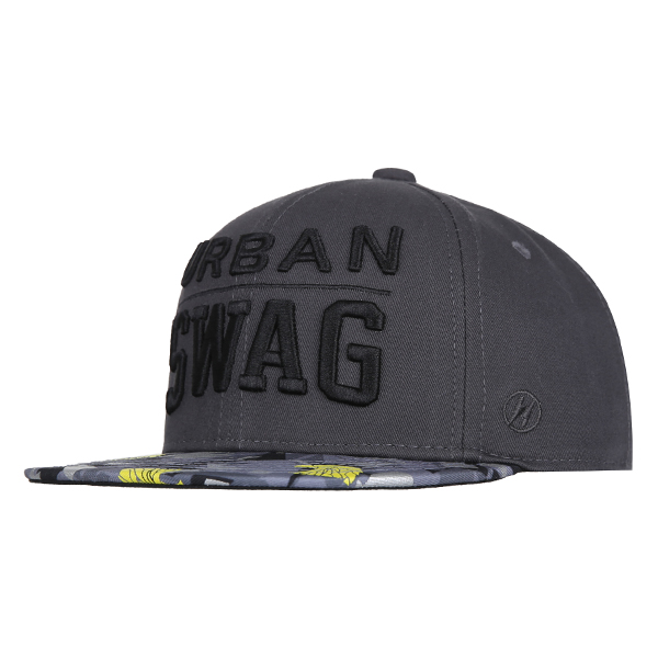 URBAN SWAGGER KIDS SNAPBACK 603 (GY) -키즈