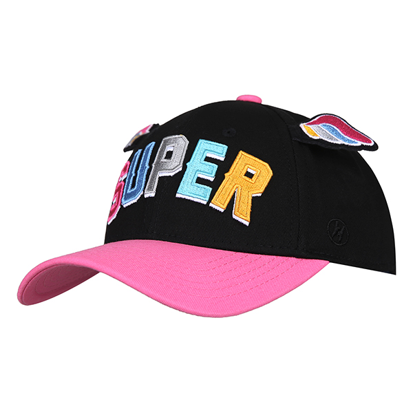 SUPER MASSIVE BOUND BASIC CAP 602 (PK) -키즈