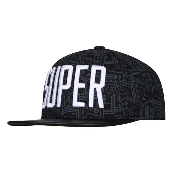 SUPER MASSIVE BOUND SNAPBACK 609 (BK) -키즈