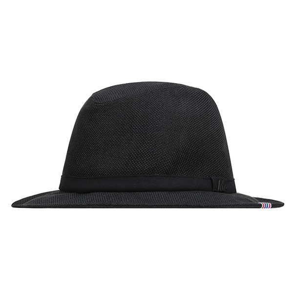 MR.REAL GOODMAN FEDORA 022 (BK)