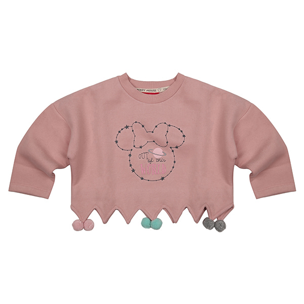 MICKEY MOUSE KIDS LONG SLEEVES 917 (PK) -키즈