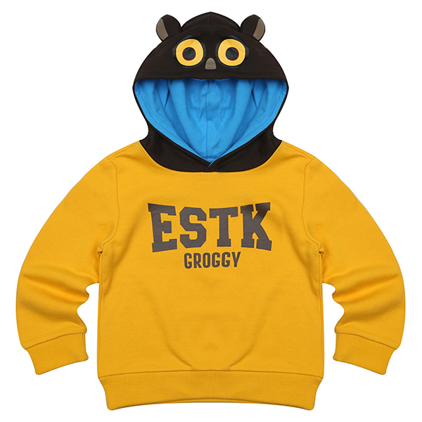 ELSTINKO KIDS HOODED T-SHIRTS 604 (YE) -키즈