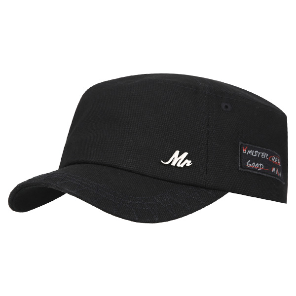 MR.REAL GOODMAN MILITARY CAP 102 (BK)