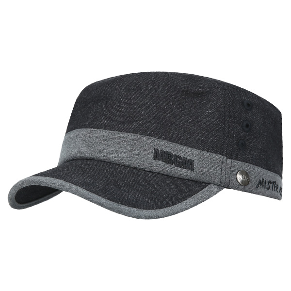 MR.REAL GOODMAN MILITARY CAP 101 (BK)
