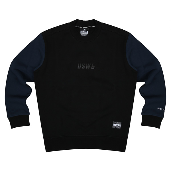 URBAN SWAGGER LONG SLEEVES T-Shirts 116 (BK)