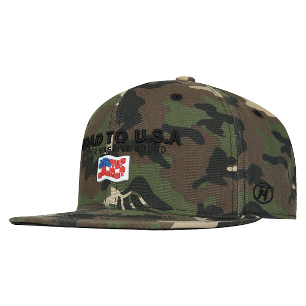 SUPER MASSIVE BOUND SNAPBACK 123 (KH)