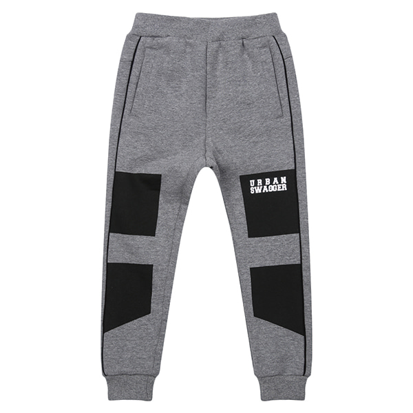 URBAN SWAGGER KIDS PANTS 607 (GY) -키즈