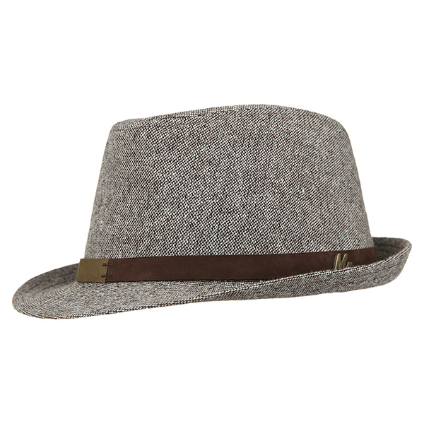 MR.REAL GOODMAN FEDORA 116 (BW)
