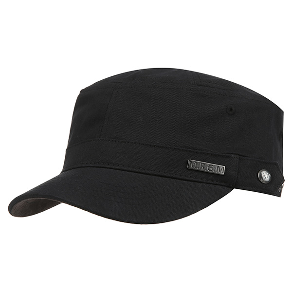 MR.REAL GOODMAN MILITARY CAP 105 (BK)
