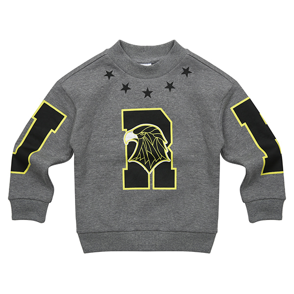 URBAN SWAGGER KIDS LONG SLEEVES 606 (GY) -키즈