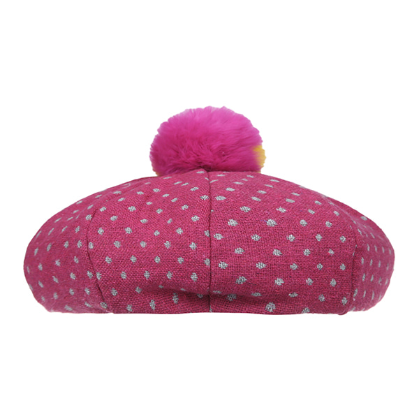 SMITH BRIDGE KIDS BERET 616 (PK) -키즈