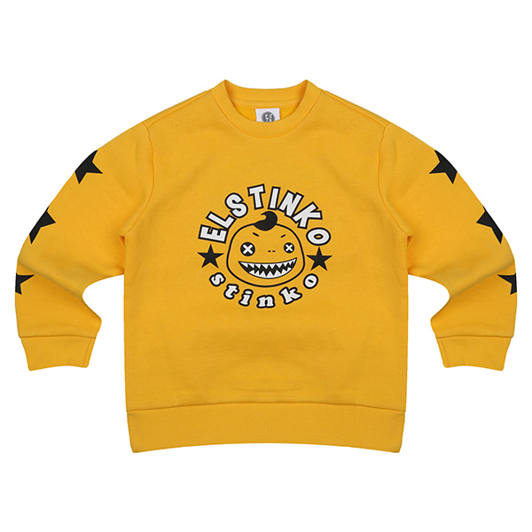 ELSTINKO KIDS LONG SLEEVES 639 (YE) -키즈