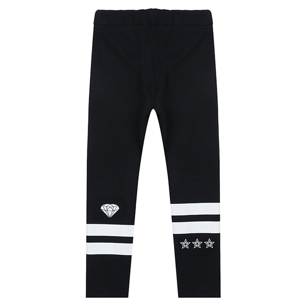 URBAN SWAGGER KIDS PANTS 612 (BK) -키즈