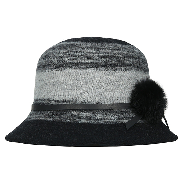SMITH BRIDGE FASHION HAT 124 (BK)