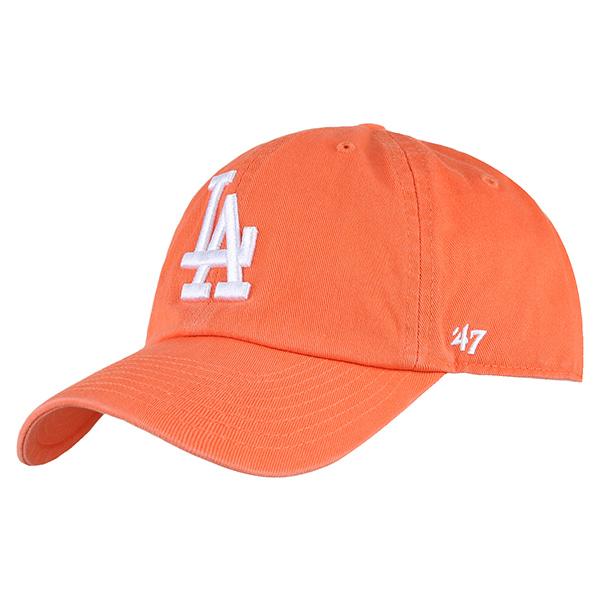 47 [LOS ANGELES DODGERS] WASHED CAP 203 (OR)