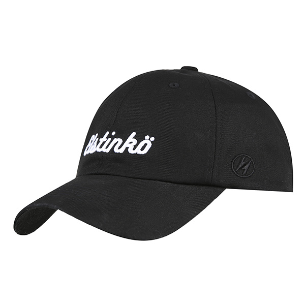 ELSTINKO KIDS WASHED CAP 707 (BK) -키즈