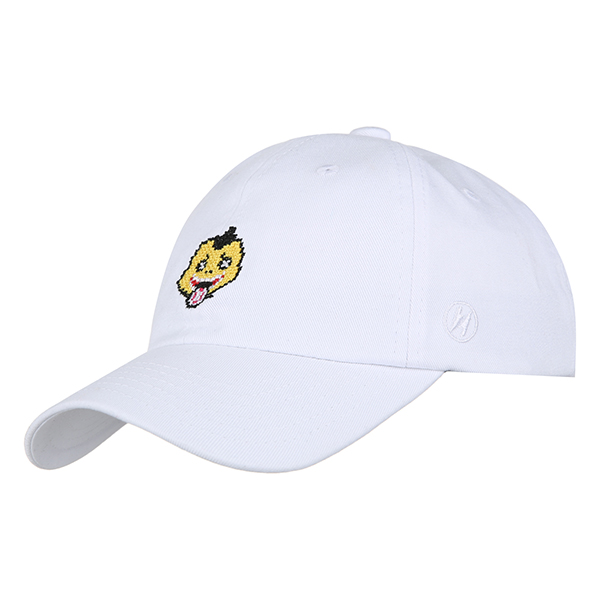 ELSTINKO KIDS WASHED CAP 708 (WH) -키즈