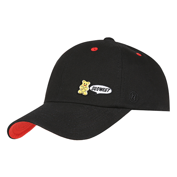 ELSTINKO KIDS WASHED CAP 710 (BK) -키즈