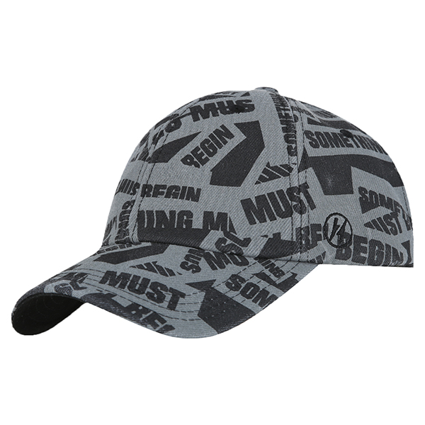 SMB WASHED CAP 233 (BK)