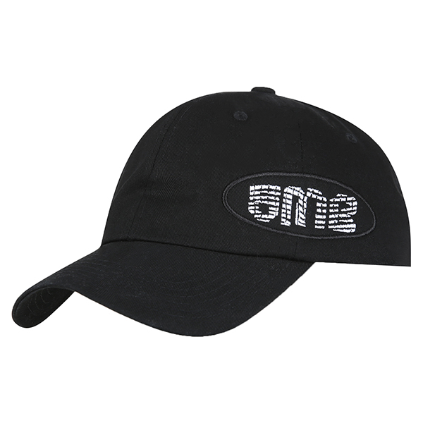 SMB WASHED CAP 237 (BK)