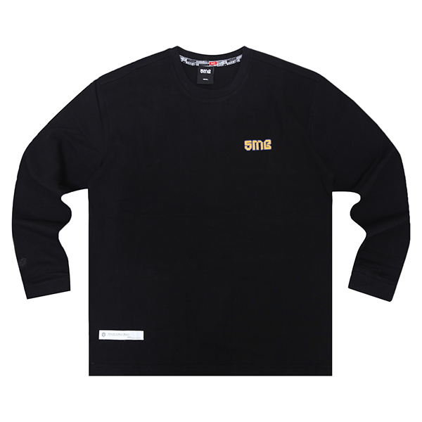 SMB LONG SLEEVES 208 (BK)