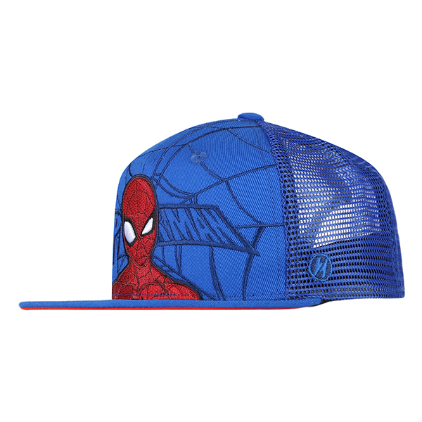 MARVEL KIDS TRUCKER CAP 707 (BL) -키즈