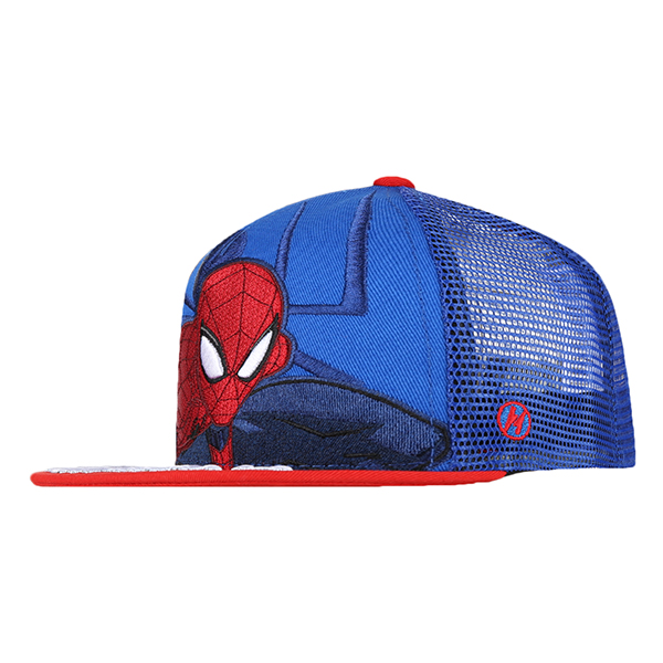 MARVEL KIDS TRUCKER CAP 708 (BL) -키즈