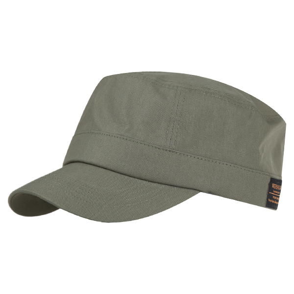 MR.REAL GOODMAN MILITARY CAP 204 (KH)