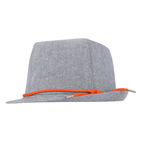 SMITH BRIDGE FEDORA 709 (BK) -KIDS