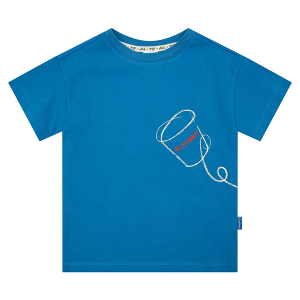 ELSTINKO SHORT SLEEVES 712 (BL) -KIDS